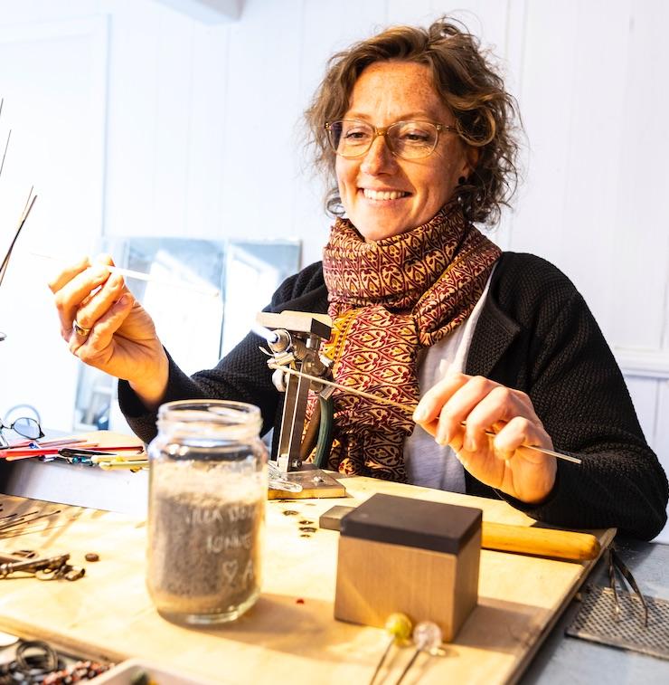 May Bjørn - Min passion er design af smykker